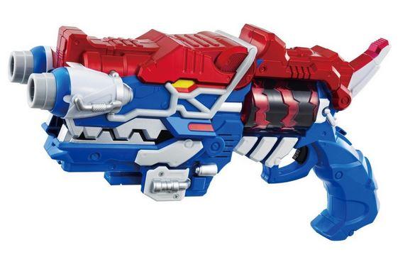 恐竜ジャーのおもちゃ ギガガブリボルバーの在庫最安値情報ギガガブ